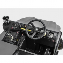 Masina de maturat - aspirat KM 130/300 R D CLASSIC