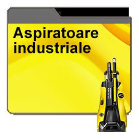 Aspiratoare industriale