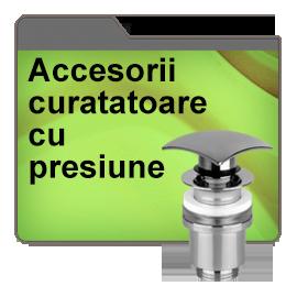 Accesorii curatatoare cu presiune