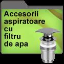 Accesorii aspiratoare cu filtru de apa Ds