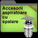 Accesorii aspiratoare cu spalare