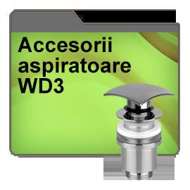 Accesorii aspiratoare WD3