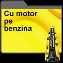 Cu motor pe benzina