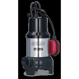 Pompa submersibila pentru apa murdara CT 3274