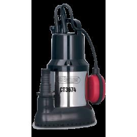 Pompa submersibila pentru apa curata CT 3674