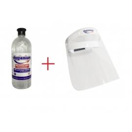 Hygienium dezinfectant de maini cu dozator
