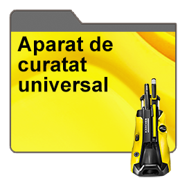 Aparat de curatat universal