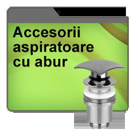 Accesorii aspiratoare cu abur